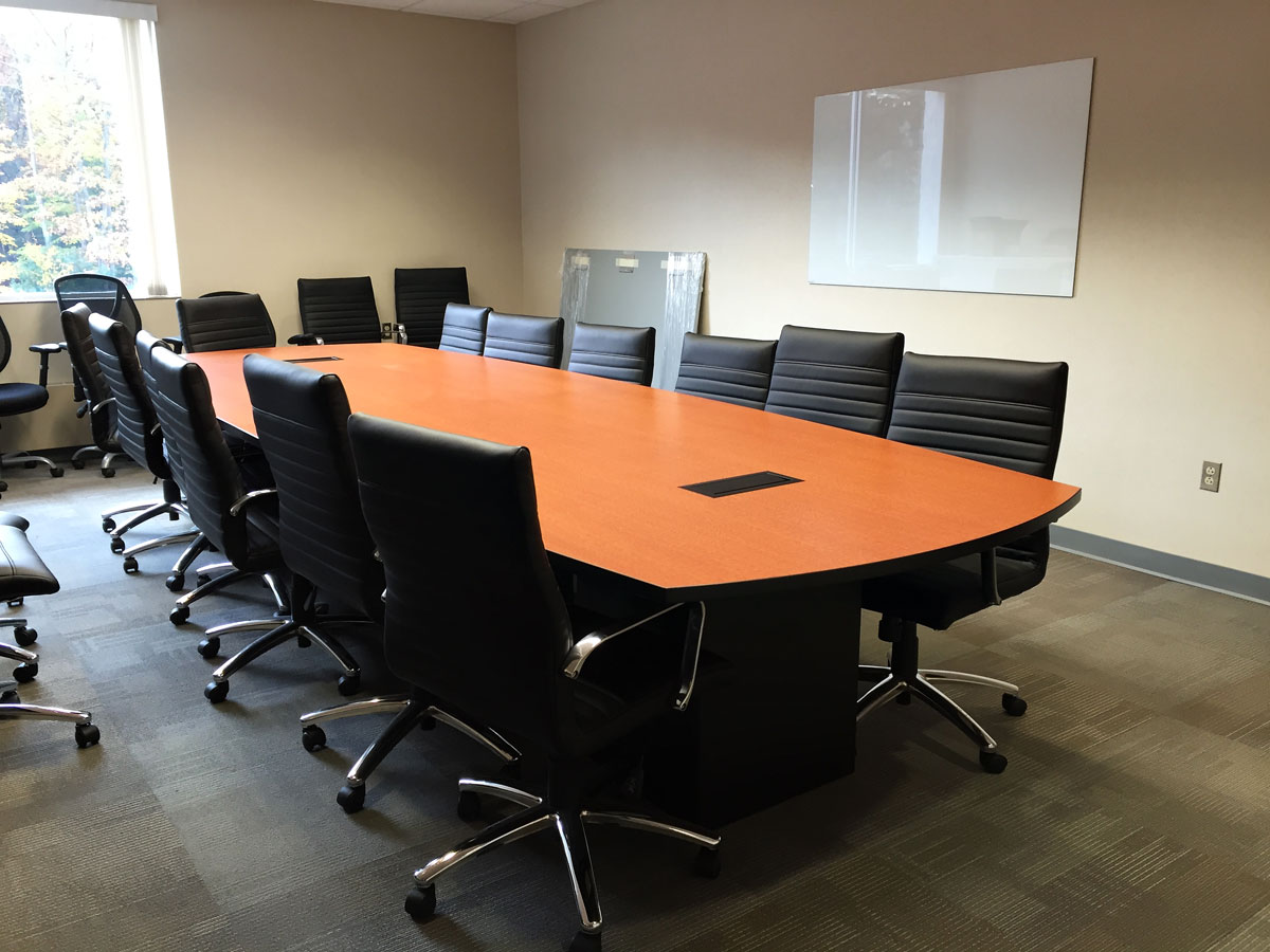 granite table conference stainless occasional room grante metal trammell steel tables custom crow hardroxhardrox
